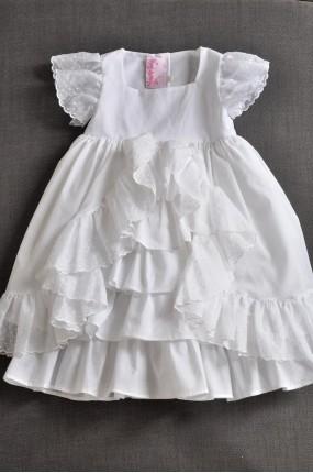 Χειροποίητο Φόρεμα Βάπτισης Princess Dress 08baa2abdaf