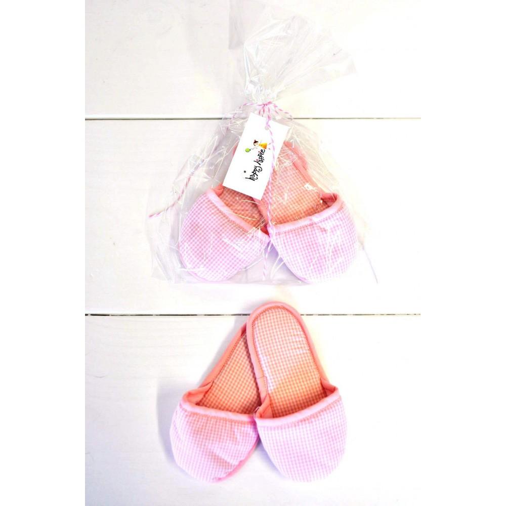 Χειροποίητα παντοφλάκια Soft Baby Slippers