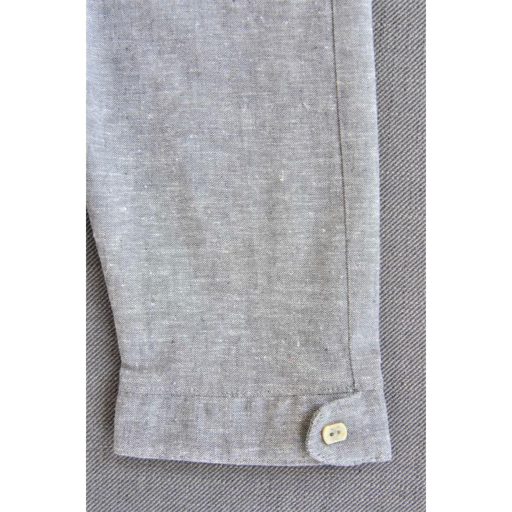 Χειροποίητο Παντελόνι Βάφτισης Linen Grey