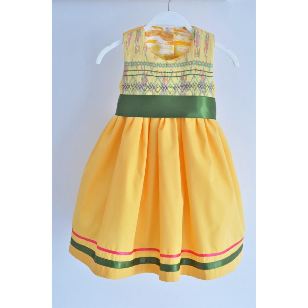 Χειροποίητο Φόρεμα Frida