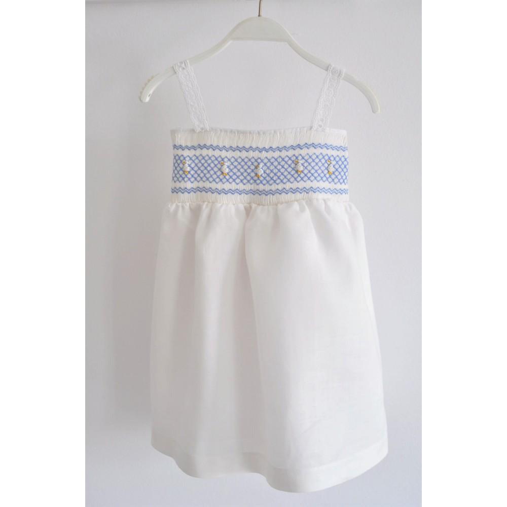 Χειροποίητο Φόρεμα Swan