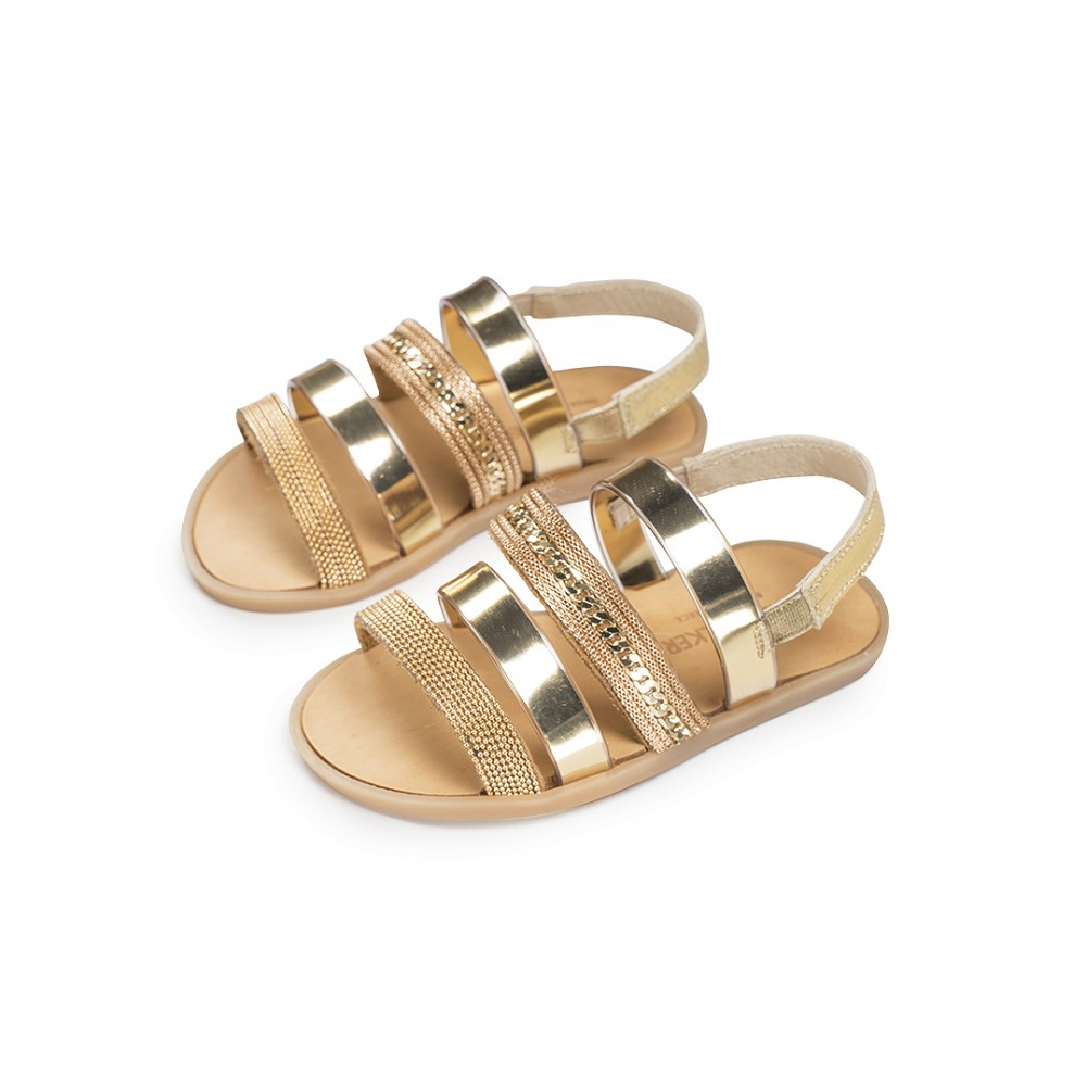 GR0056-GOLD-BABYWALKER-SHOES
