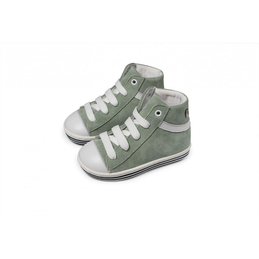 EXC5171-LIGHT GREEN-BABYWALKER-SHOES