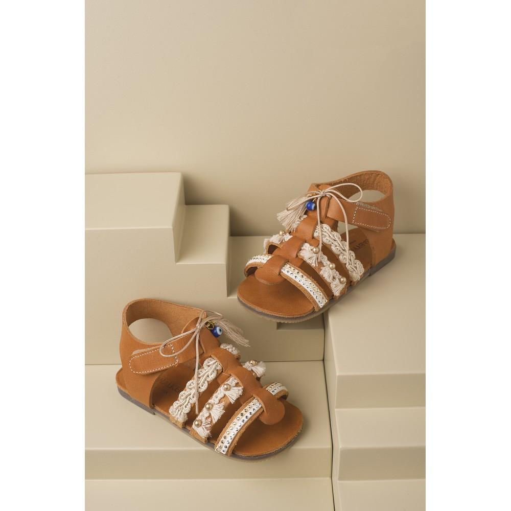 3dcb76d4d81 Παπούτσια Βάφτισης BABYWALKER EXC5596