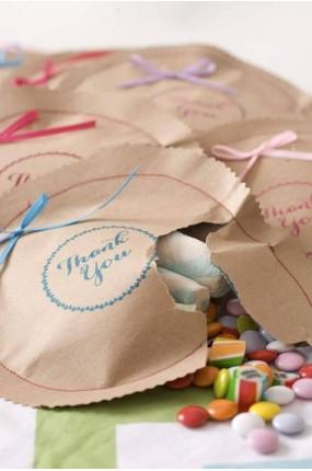 Μπομπονιέρα Paper Candy
