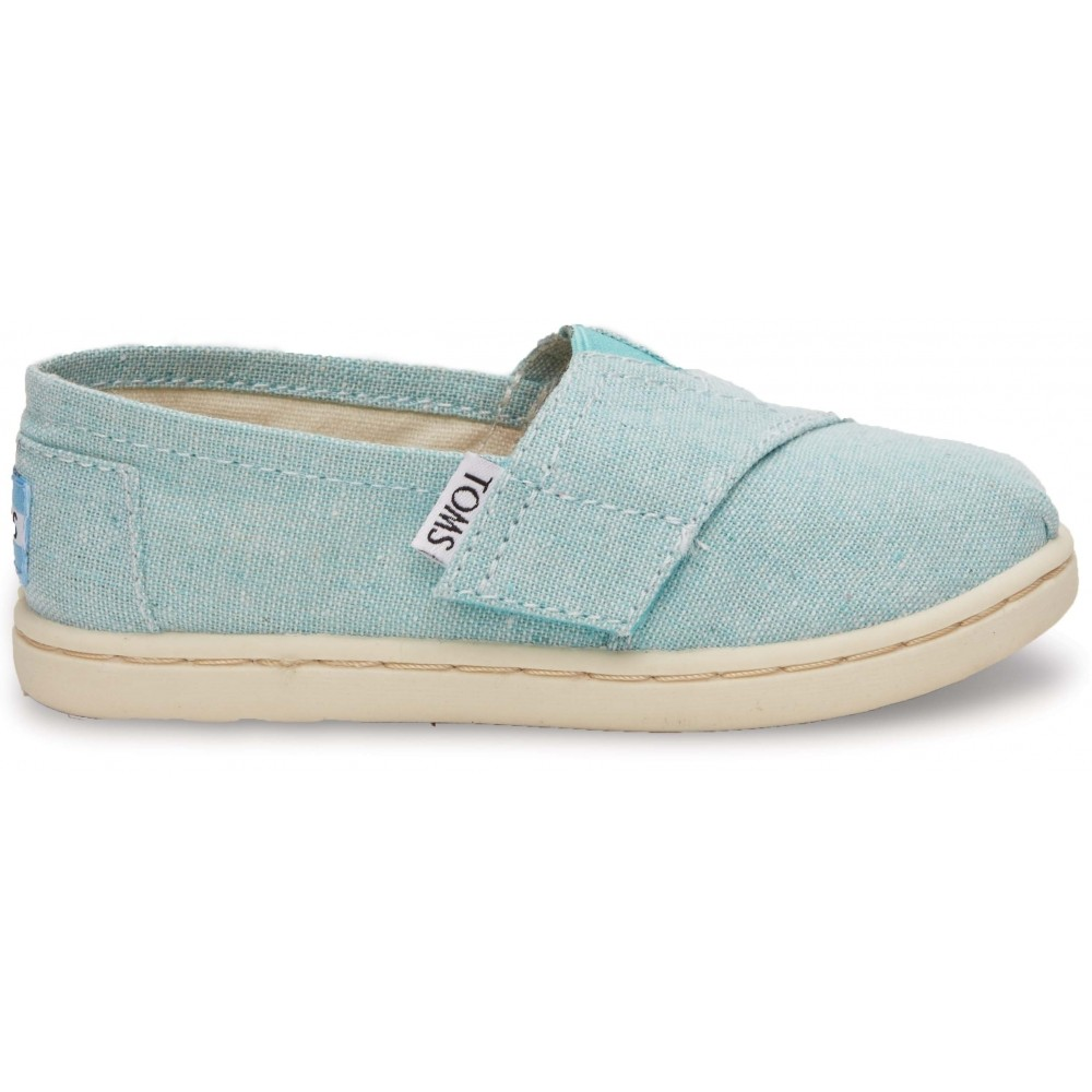 Παπούτσια TOMS Aqua Chambray