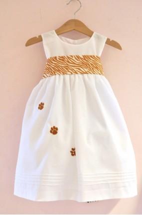 Χειροποίητο Φόρεμα Βάπτισης Safari Dress 1ccca9796f1
