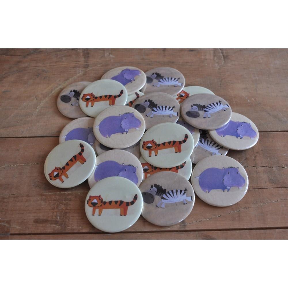 Δώρα για Πάρτι Party Theme Pins