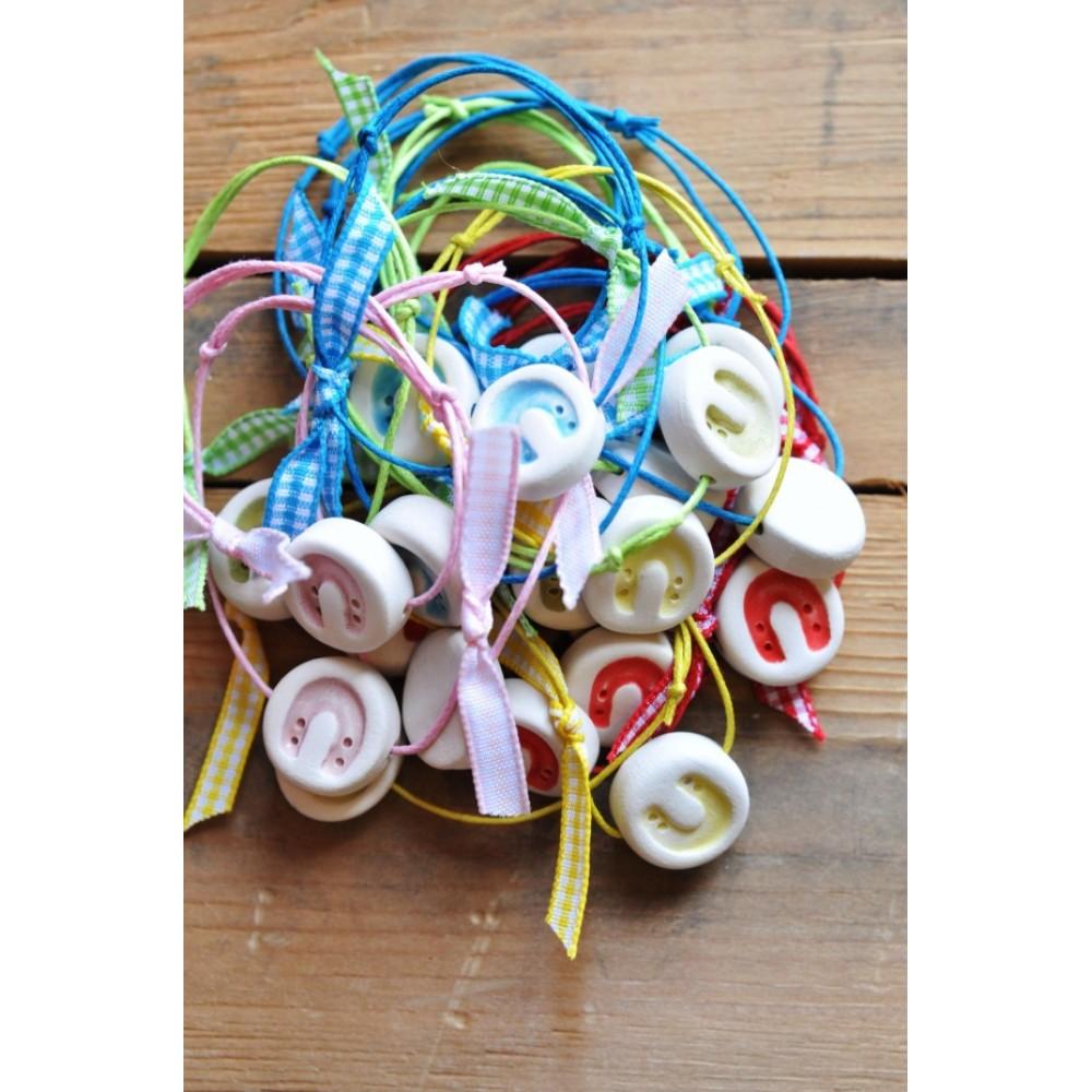 Βραχιολάκια Κεραμικά Party Theme Ceramic Bracelets