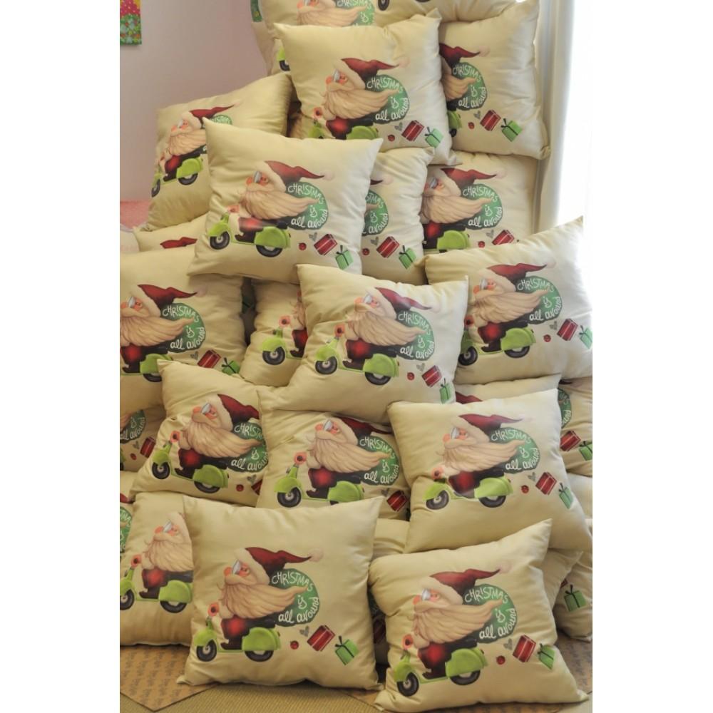 Custom Large Pillows